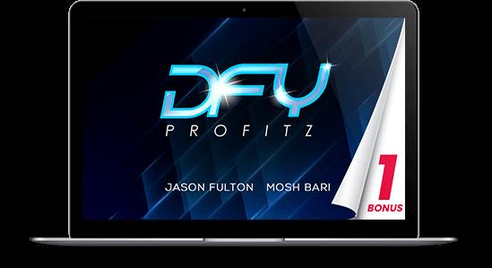 DFY Profitz Bonuses